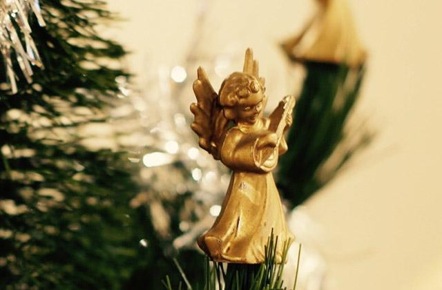 【ドリーンブログ】クリスマスと天使