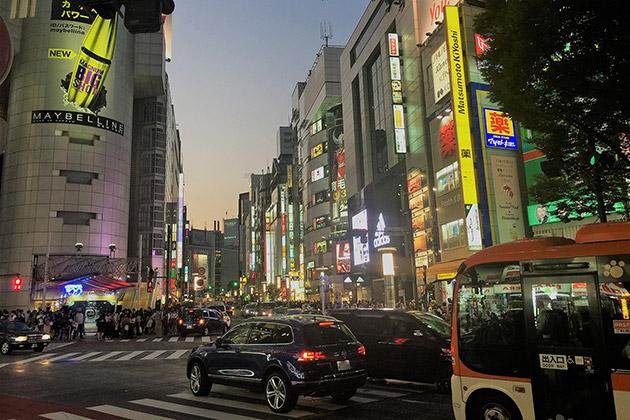 LIGHT WORKS WEB Magazine コラム:東京アート散歩