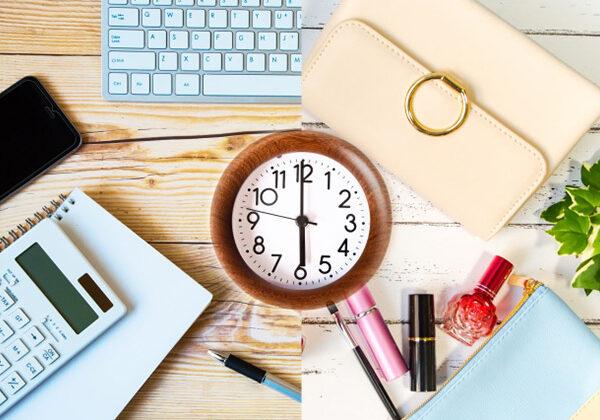 LIGHT WORKS WEB Magazine コラム:時間の使い方を見直してみませんか