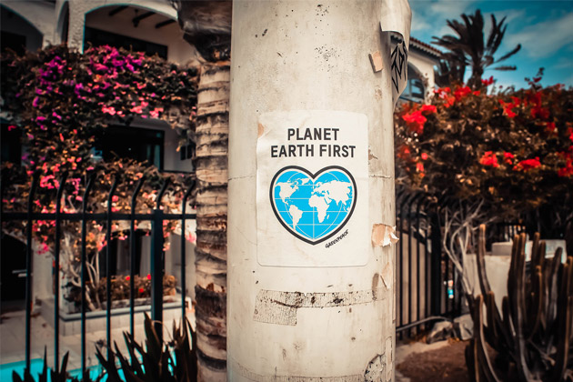 image planet earth first